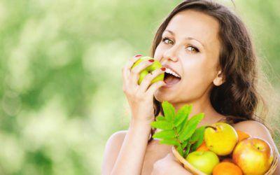 GOOD NUTRITION = ORAL HEALTH